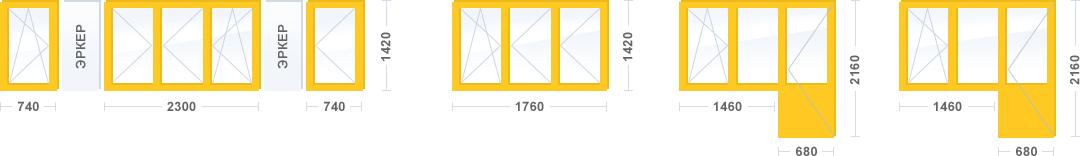 Стоимость пластиковых окон пвх рехау и остекление балкона п4.